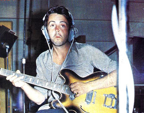 """Paul & Linda McCartney – """"Rode All Night"""" 
