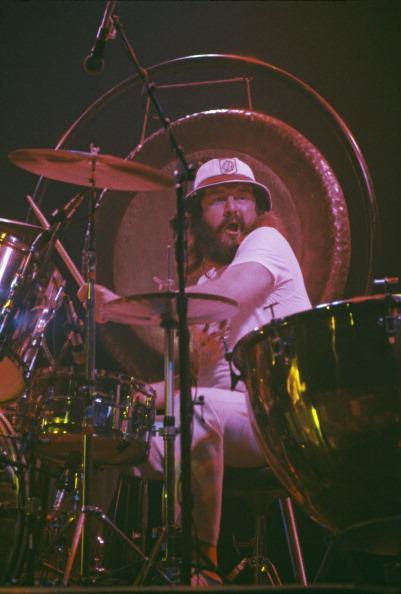 John Bonham On Stage