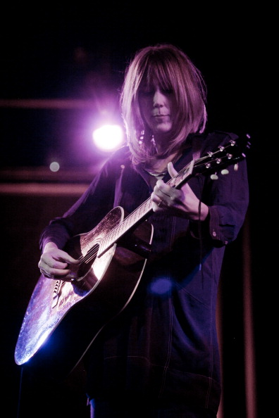 Beth Orton Performs At The Union Chapel
