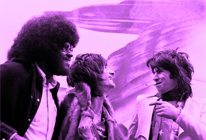 Billy Preston Keef Ronnie b w