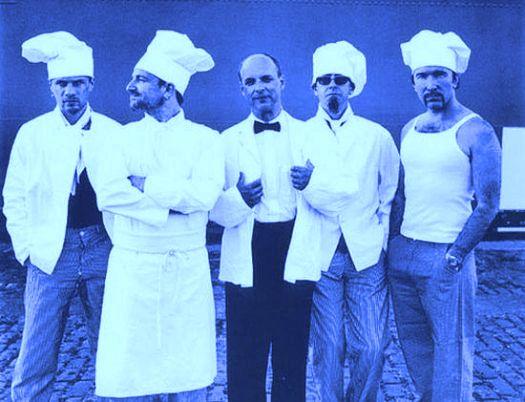 Eno U2 Chefs