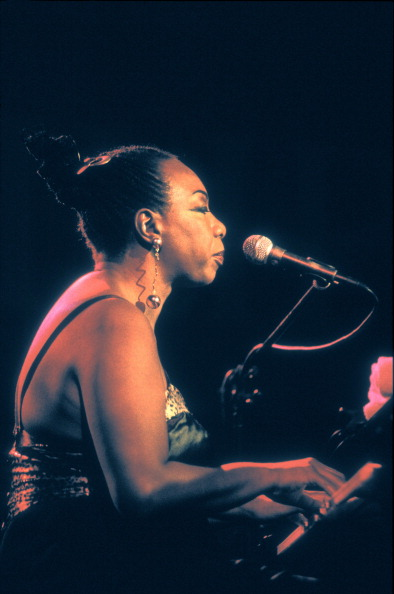 Nina Simone In Holland