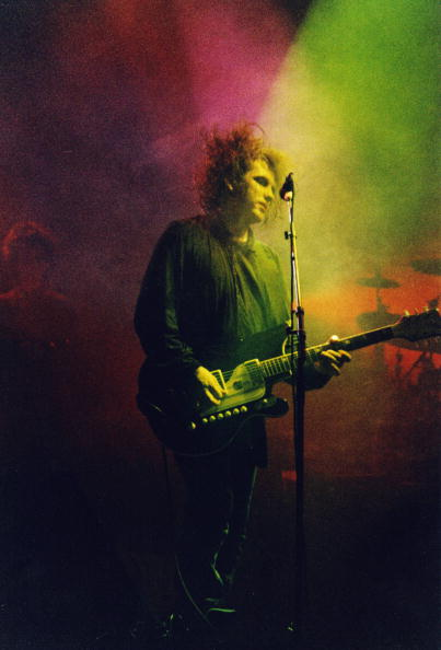 The Cure Perform At Wembley Arena In London 1989