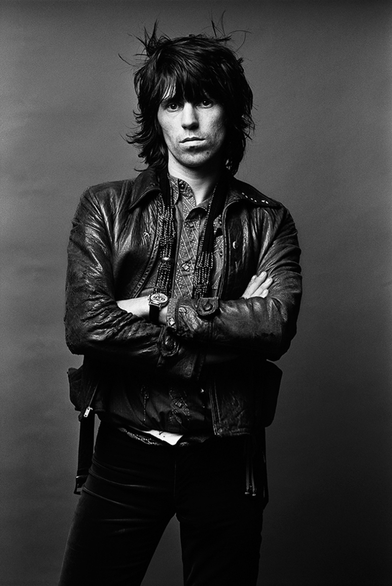 Keith Richards, Los Angeles 1971