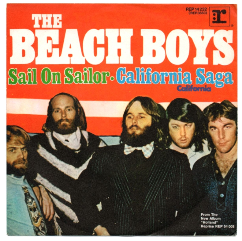 """How Van Dyke Parks Saved The Beach Boys In 1973 With """"Sail"""