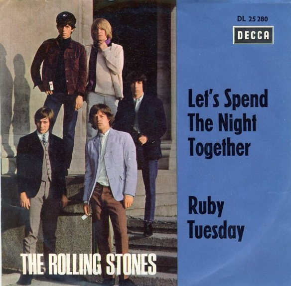 "The Rolling Stones – ""Let's Spend the Night Together"" 