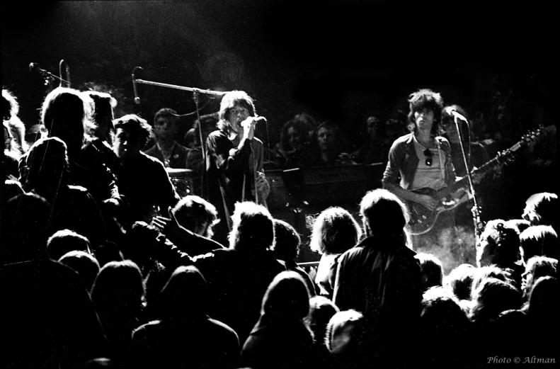 The Rolling Stones at Altamont  December 6, 1969   sheet 499 frame 17
