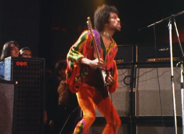 Furious Hendrix