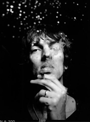 Richard Ashcroft smoke