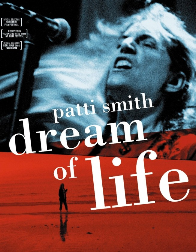 PATTI SMTH DREAM OF LIFE (2008)
